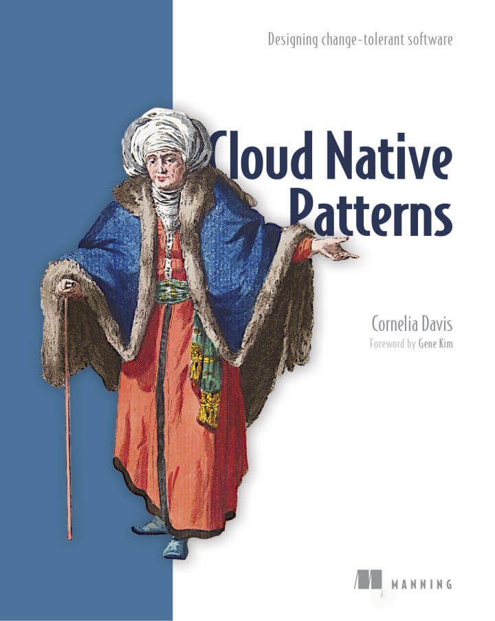 Cloud-Native Patterns Book