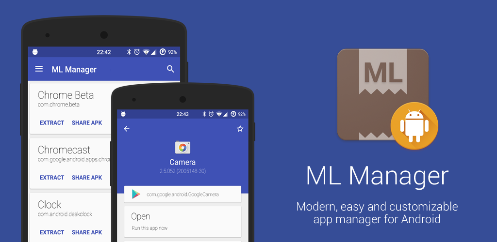 MLManager
