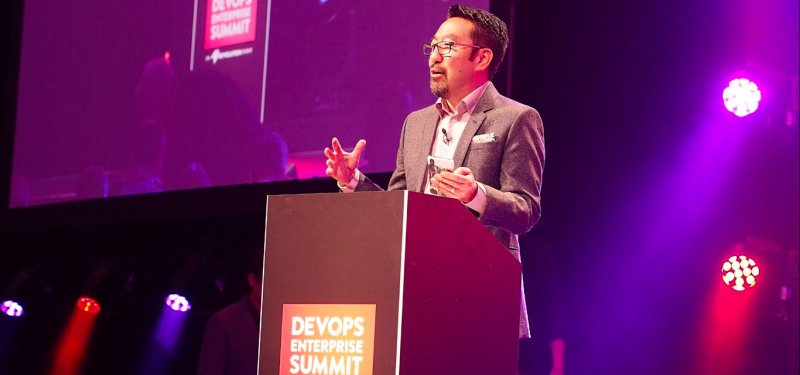 Gene Kim at DOES London 2018