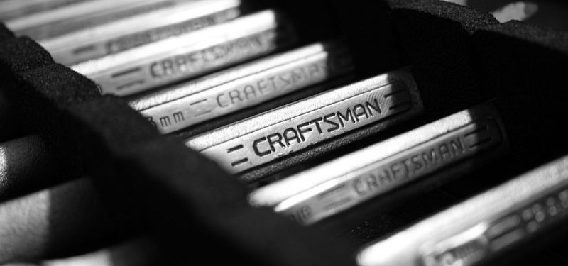 Craftsman brand wrenches