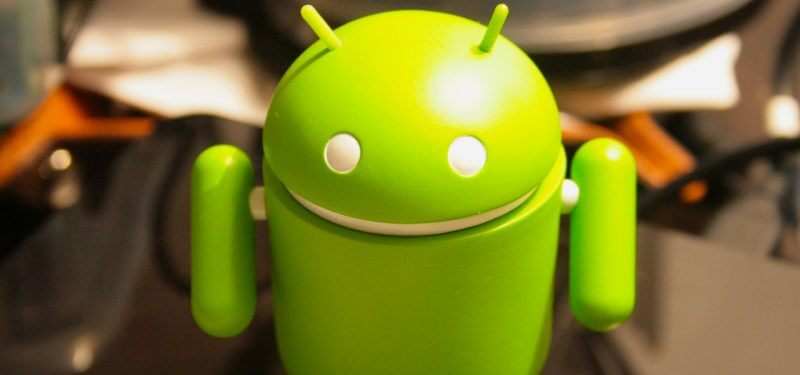 Android mascot toy