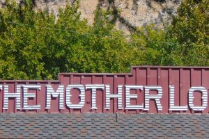The Mother Lode restaurant